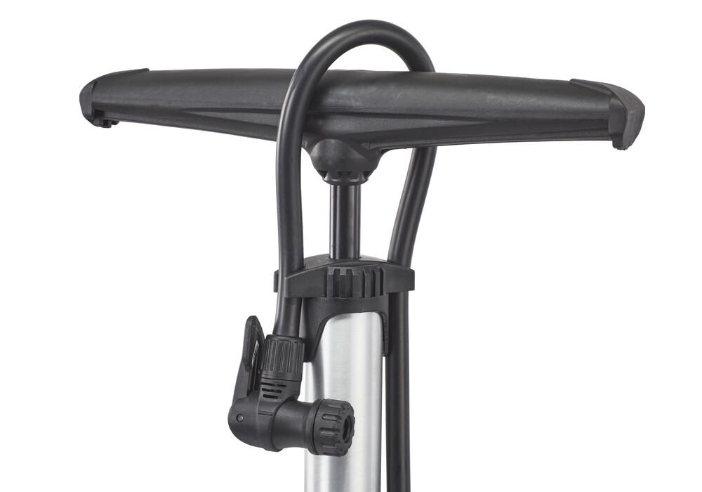 Red Cycling Products Big Air One Cykelpumpe Aluminium grå/sort | Find cykeltilbehør på nettet ...